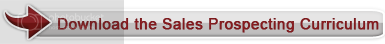 Sales Prospecting Training Curriculum